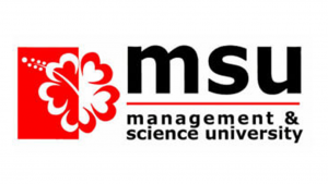 MSU MANAGEMENT & SCIENCE UNIVERSITY
