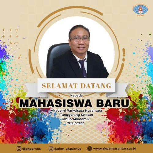 Suharman Larante, SE, MM (Wakil Direktur IV AKPARNUS)